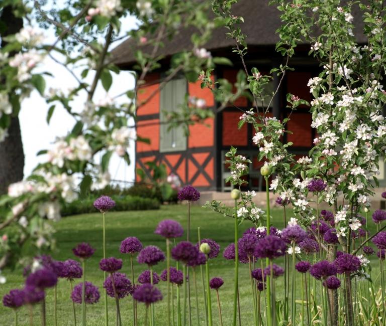 Literature list regarding Sanderumgaard's Romantic Garden: